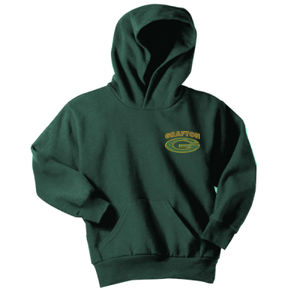 Grafton AYF - Youth Core Fleece Pullover Hooded Sweatshirt Thumbnail
